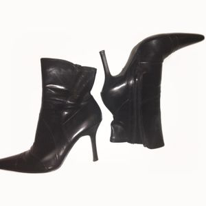 SEXY STILETTO ankle boots